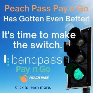Peach Pass Pay n Go - BancPass