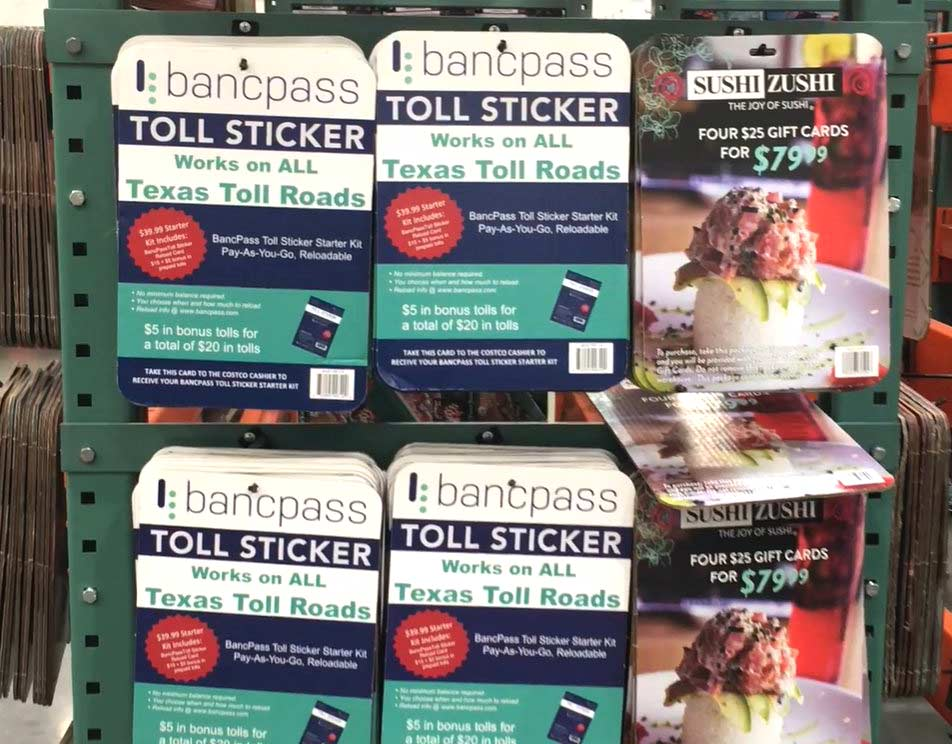 Bancpass is now at Costco!